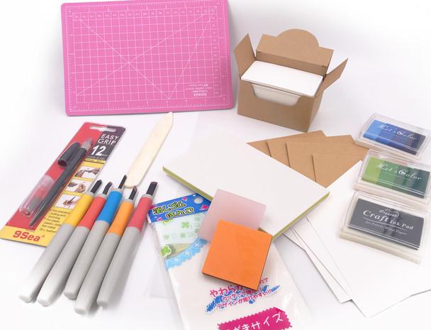 Stamp Making Starter Kit | Save More | STMKIT02