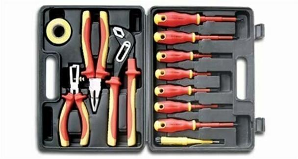 Hurricane 12pcs electrician VDE tools set | HU104006