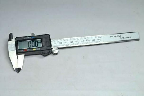 """Digital Caliper   6"""" (150mm)   CA0001"""