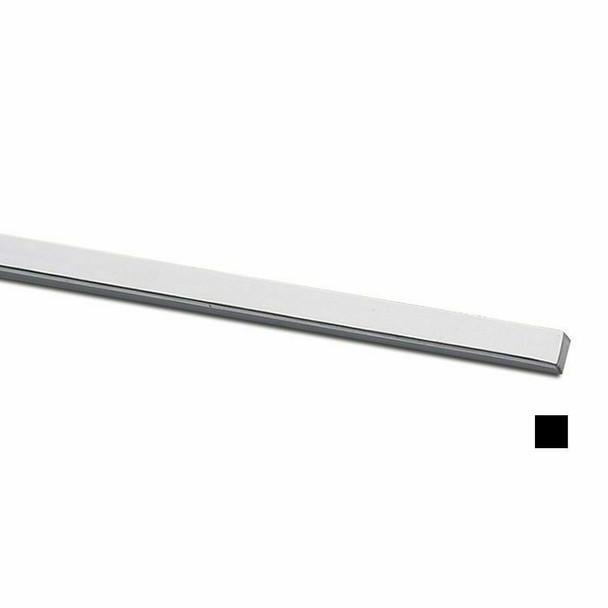 925 Sterling silver Square Wire, 12Ga(2.052mm) | Sold by cm | 100512 | Bulk Prc Avlb
