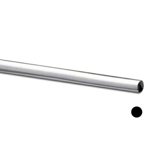 999 Fine Silver Round Wire, 14Ga(1.628mm) |Sold by cm| 105314 |Bulk Prc Avlb
