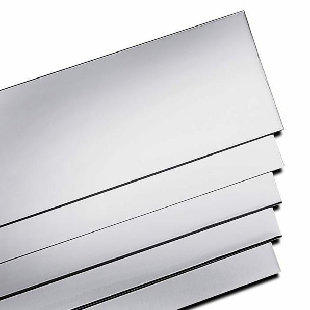 925 Sterling silver Sheet 18Ga(1.024mm) | 100118