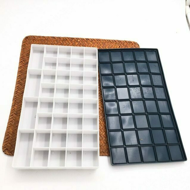 Color Box Rubber leakproof Lid 36 Grids   CGB036