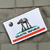 Galactic Republic California Morale Patch
