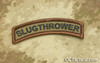 Slugthrower Morale Patch