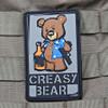 Creasy Bear Morale Patch