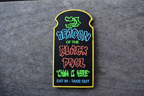 Big Trouble in Little China - Dragon of the Black Pool