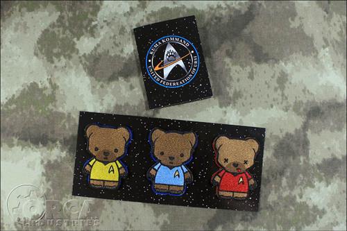 ORCA - Kuma Korps Starfleet Limited Card Backed Set