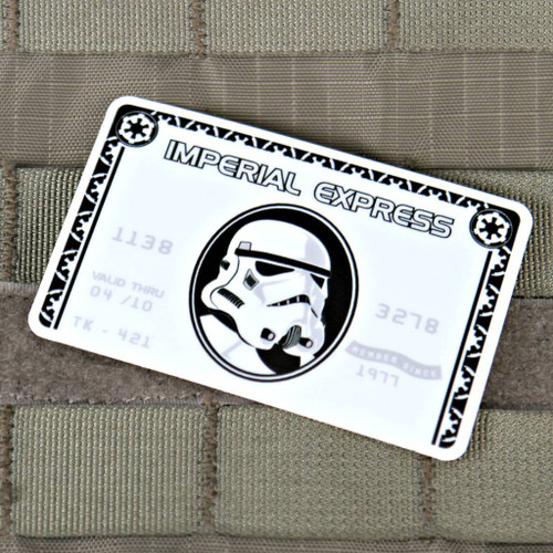 Imperial Express TK-421 Sticker