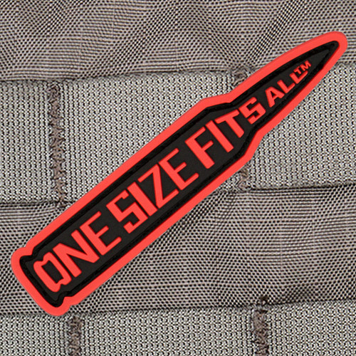 One Size Fits All Morale Patch