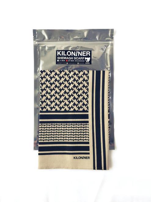 Kiloniner Large K9 Shemagh