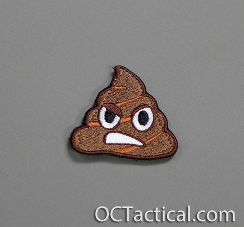 Stinky Poop Morale Patch