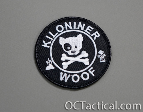 Dog and Crossbones Morale Patch