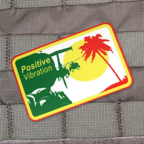 Positive Vibration Sticker