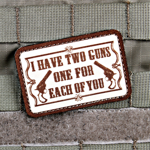 One for Each of You Morale Patch
