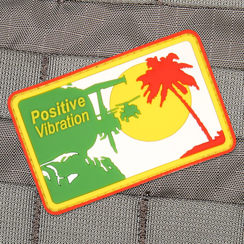 Positive Vibration Morale Patch