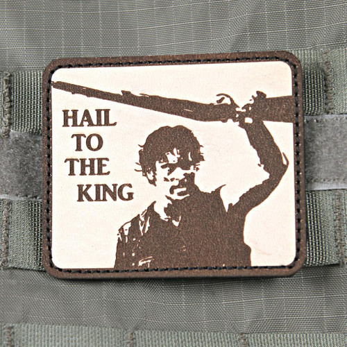 Hail To The King Morale Patch