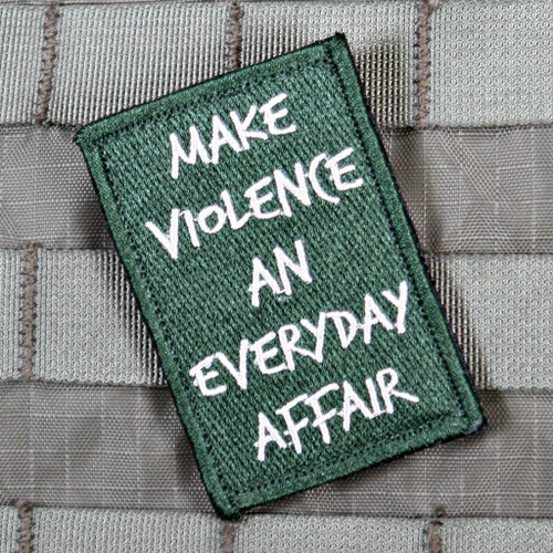 Everyday Violence Morale Patch