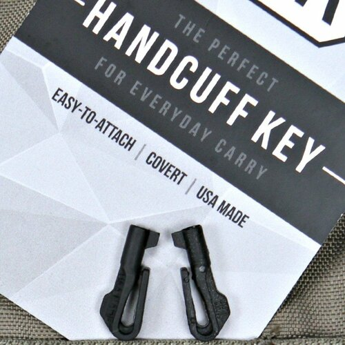 Handcuff Keys by TIHK (2 Pack)