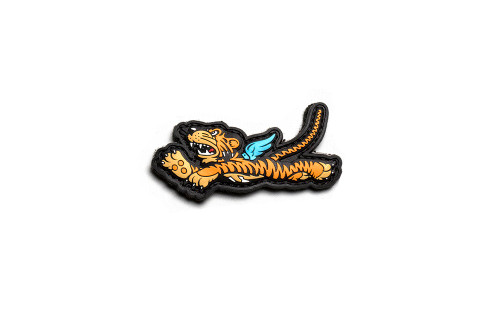 Flying Tiger Morale Patch