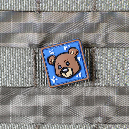 Creasy Bear Ranger Eye Morale Patch