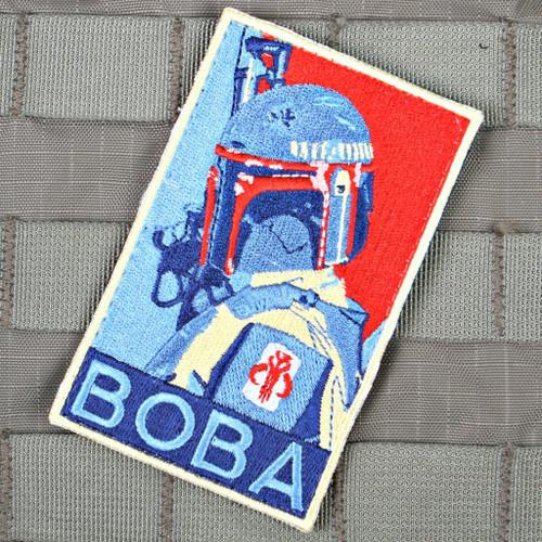 Boba Fett Hope Morale Patch
