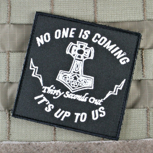 No One Is Coming (Hammer) Morale Patch