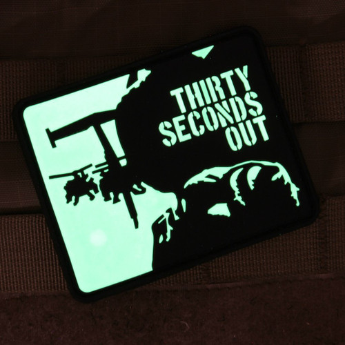 Thirty Seconds Out Morale Patch