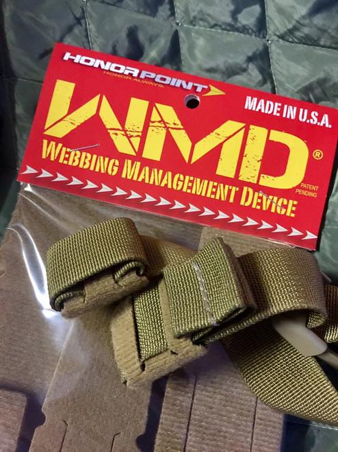 WMD - Webbing Management Device