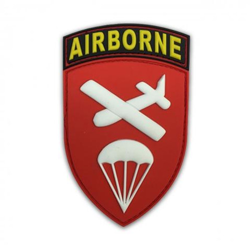 WWII Airborne Command PVC Patch