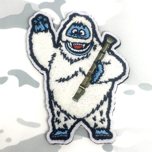 BUMBLE THE ABOMINABLE SNOW MONSTER MORALE PATCH