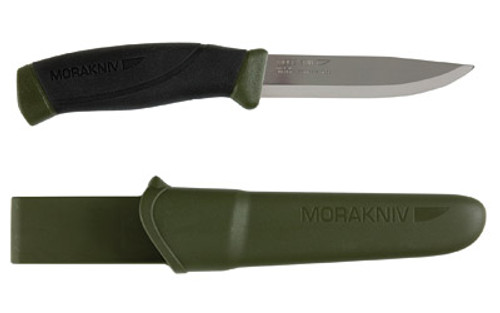 Morakniv Companion MG Stainless Military Green