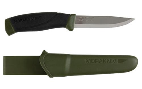Morakniv Companion MG Stainless Military Green
