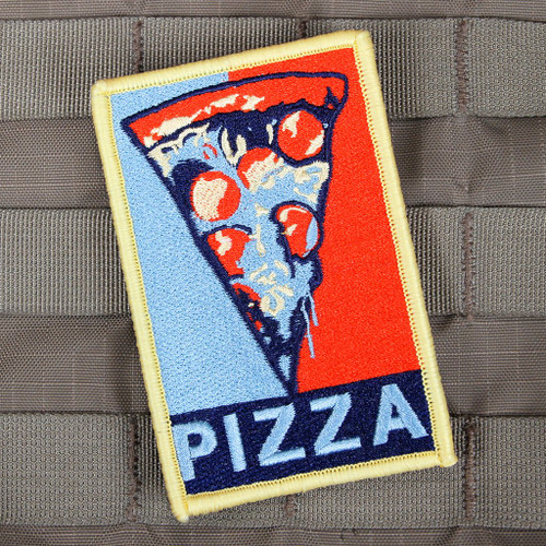 Pizza Morale Patch