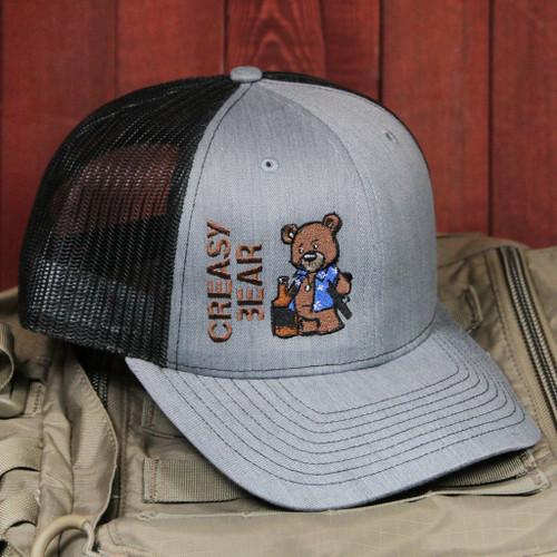Creasy Bear Hat