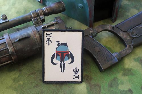 FETT DEATH CARD MORALE PATCH