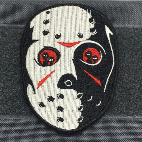 """""""OH GEEZ IT'S JASON"""" – LIMITED EDITION MORALE PATCH"""