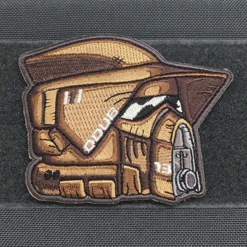 ARF TROOPER MORALE PATCH – BROWN
