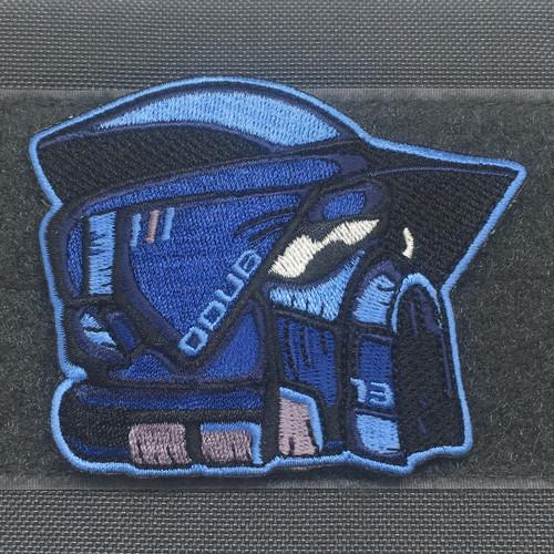 ARF TROOPER MORALE PATCH – BLUE