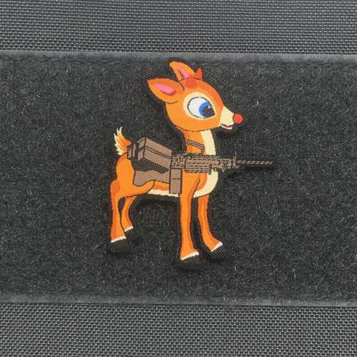 RUDOLPH MORALE PATCH