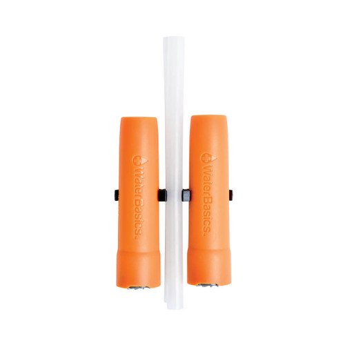Aquamira WaterBasics Emergency Straw Filter 2 Pack