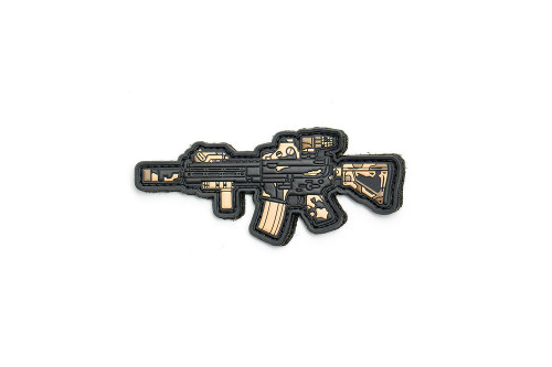 Aprilla Design Limited Edition HK 416 Patch
