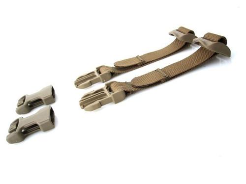 """Down Range Gear 1"""" Adjustable Side Straps"""