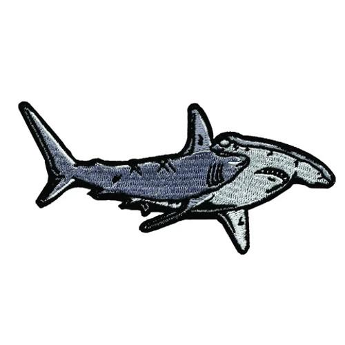 Adrift Venture Hammerhead Shark Morale Patch