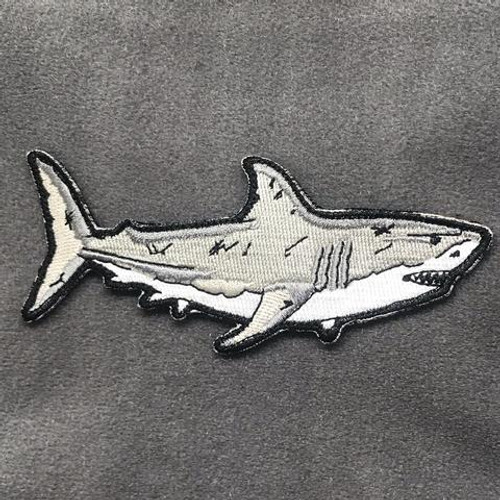 Adrift Venture Great White Shark Morale Patch