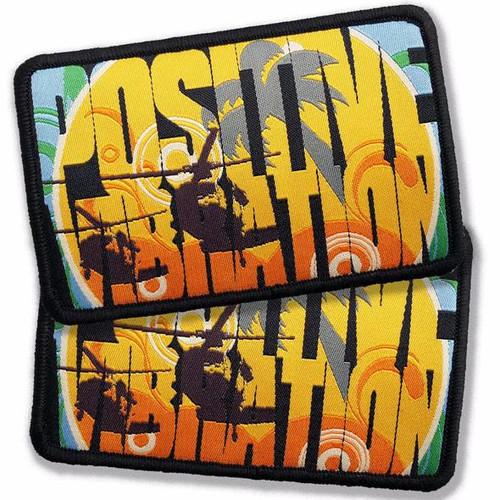 Blackhawk Positive Vibration Patch