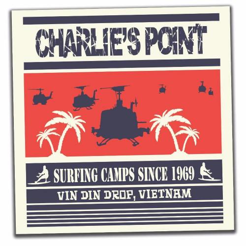 Charlie's Point - Sticker
