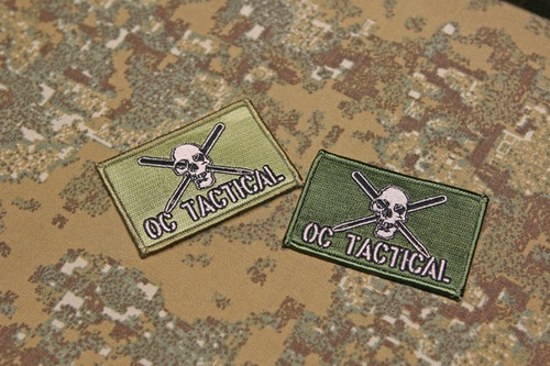 OC Tactical Patch
