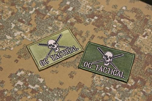 OC Tactical Patch
