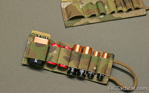 Red Tac Gear Battery Card